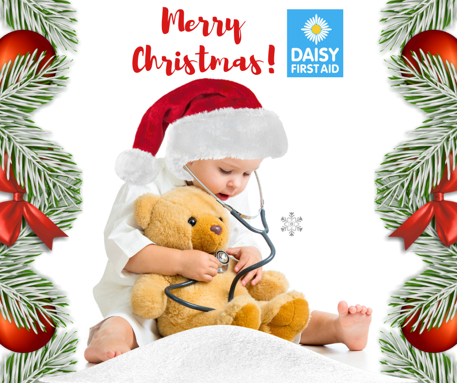 Christmas Safety For Babies And Children Daisy First Aid